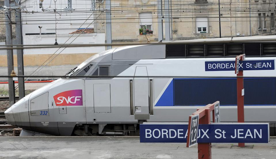 The French-owned <b>TGV Réseau (TGV-R)</b> were built by Alstom between 1992 and 1996 and are based on the earlier TGV Atlantique. The train can run up to 380 km/hour (236.12 mph) speed. (AFP Images)