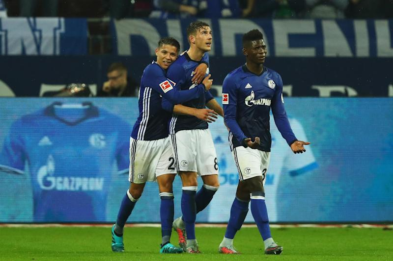 In demand | Schalke want to hold on to Goretzka but it will be tough: Bongarts/Getty Images
