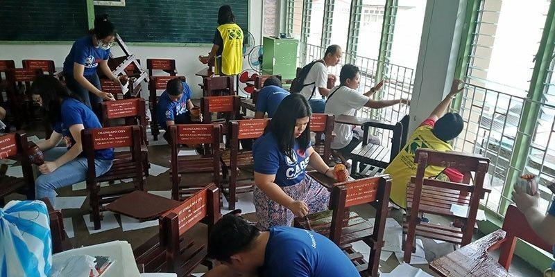 Brigada Eskwela to focus on info drives