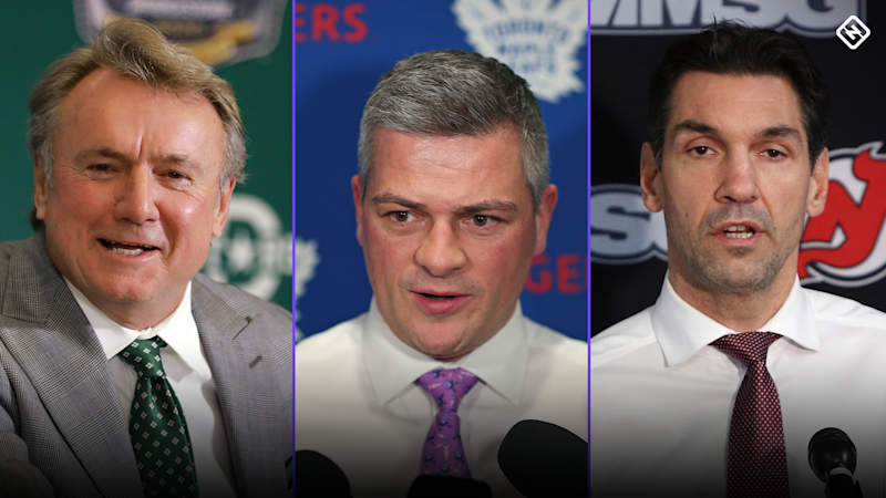 NHL rankings: Midseason replacement head coaches with best odds to win Stanley Cup