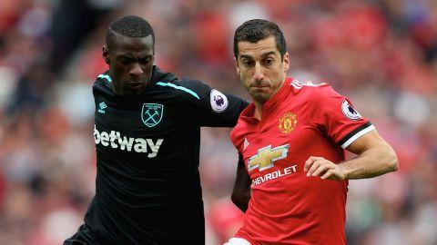 Mkhitaryan equals Premier League record with Rashford assist