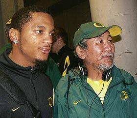 Ronald Chung and his wife made regular 14-hour drives to Oregon to see their son, Patrick, play