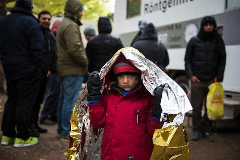 Germany has seen an influx of over a million asylum-seekers since 2015 (AFP Photo/ODD ANDERSEN)