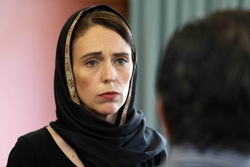 Jacinda Ardern has faced the tragedy of the mass killings in Christchurch with a mix of empathy and resolve