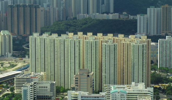 Residents of Richland Gardens in Kowloon Bay complained they could not return to their homes after access codes were leaked online. Photo: Wikipedia