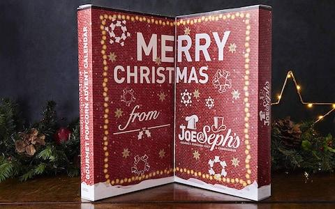 Joe & Seph's Popcorn Advent Calendar - Credit: Amazon
