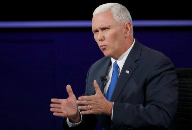Mike Pence slams AP for publishing wife's email address, says it violated privacy and 'our security'