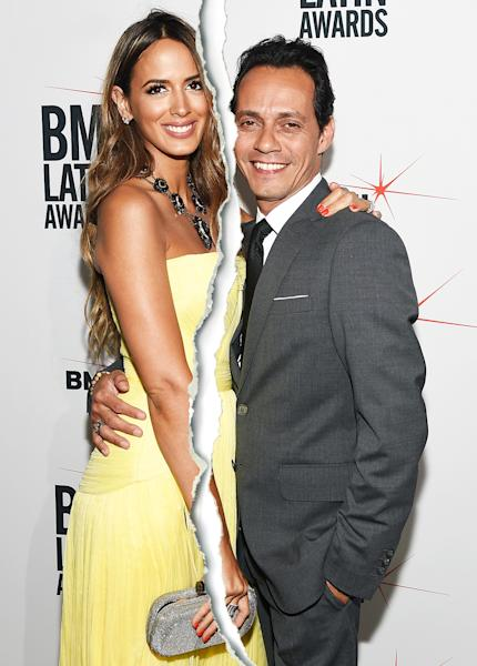 Marc Anthony and wife Shannon De Lima have split after two years of marriage, a source confirms to Us Weekly — get the details