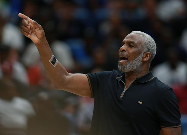 Charles Oakley is calling out the Knicks after the situation with Spike Lee. (Sean Gardner/BIG3 via Getty Images)