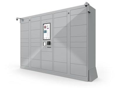 Swyft Locker with various sized locker compartments is released today for retailers to optimize their Buy-Online-Pickup-In-Store (BOPIS) operations.