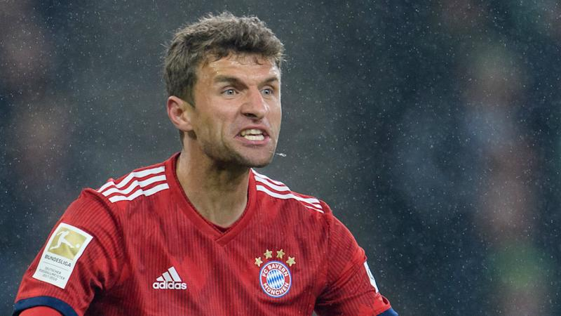 Muller: I'd miss on purpose if Bayern got a penalty like Fortuna's