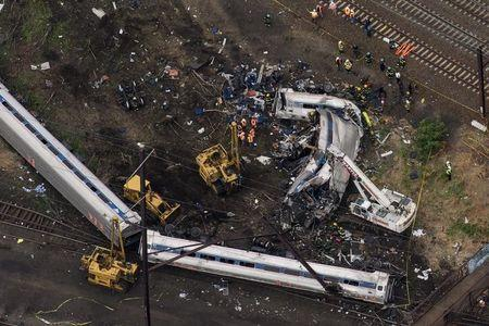 Charges reinstated against engineer in deadly 2015 Amtrak wreck