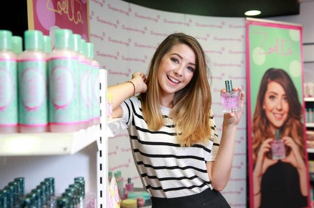 Tutti Fruity Zoella collection launch