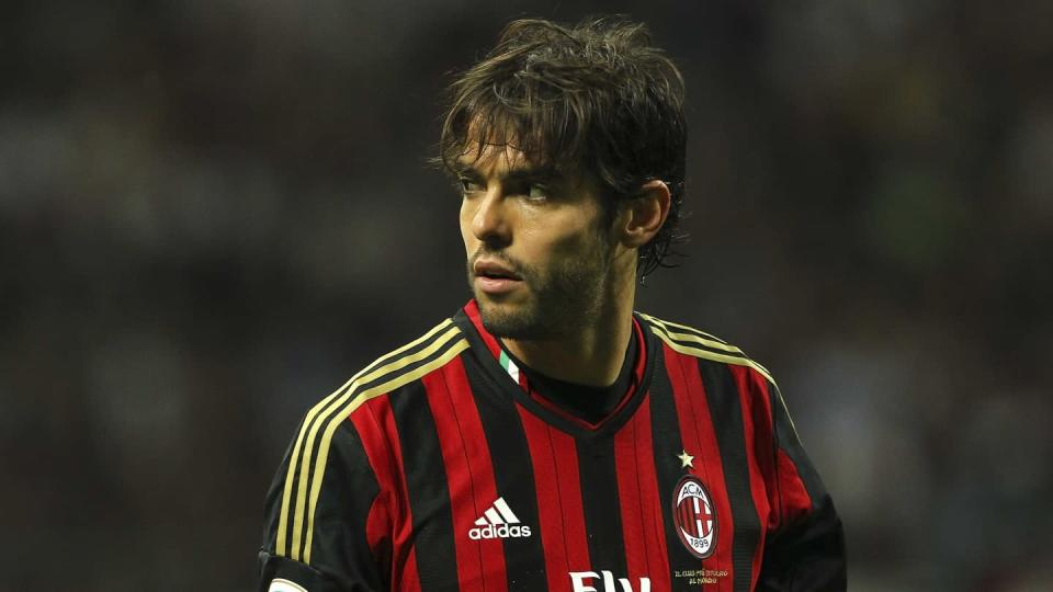 Ricardo Kakà | Marco Luzzani/Getty Images
