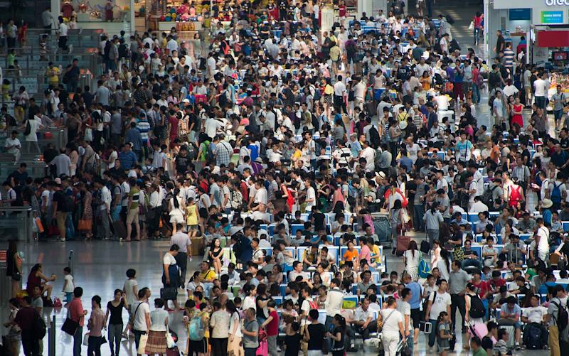 China Will Block Travel for Those With Bad 'Social Credit'