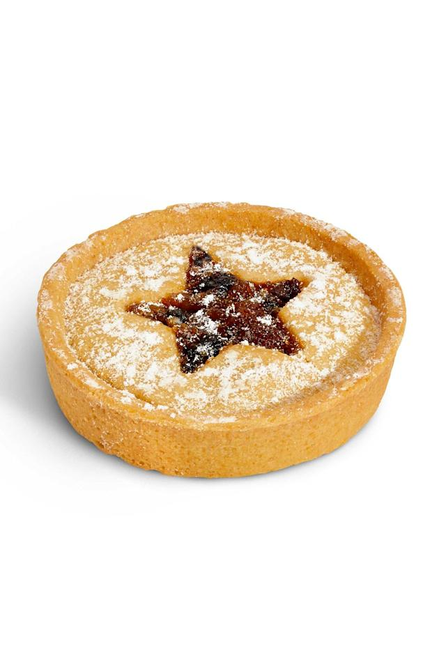 """<p><strong>Overall score: 90/100</strong></p><p>This year's best mince pie has a temptingly sticky jammy filling that peaks through a star-shaped window in the wonderfully crisp, golden pastry. Generous in size and dusted with icing sugar for Christmassy appeal, our best mince pie has an aroma infused with notes of cinnamon and citrus, which works well with the buttery, shortbread scent of the pastry. Candied orange and lemon peel add a zesty-sweet bitterness to the fruity taste of the filling and mixed spice adds depth. <br></p><p><strong></strong><strong><a class=""""body-btn-link"""" href=""""https://www.costa.co.uk"""" target=""""_blank"""">AVAILABLE IN STORE ONLY</a></strong> <strong>Costa, £2 for 1</strong></p>"""