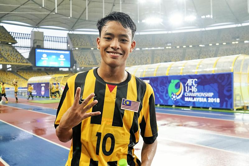 Selangor have what it takes to keep Luqman away from distractions, says Johan