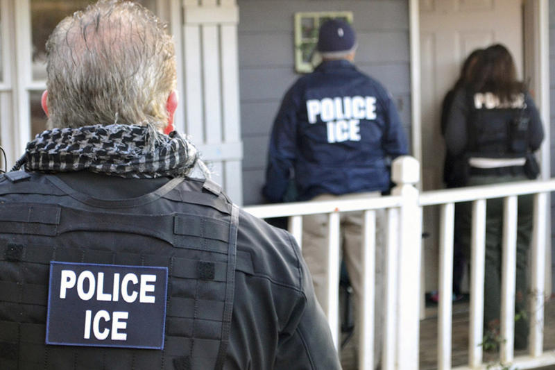 ICE to scale back arrests during coronavirus pandemic