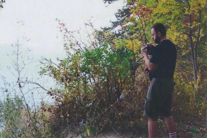 <p>A photograph of Andrew Kinsman, who disappeared on Jun. 28, 2017, found on McArthur's computer. McArthur had over 100 photographs of Kinsman, some dating back to 2007, on the hard drive. He also had 18 photos of Kinsman taken after the man's murder. McArthur had attempted to delete all of these photos, but forensic investigators were able to find them anyway. (Photo provided by the Crown) </p>