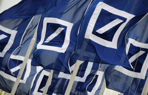 Deutsche Bank is just one of aroudn 20 banks accused of manipulating the lending rate