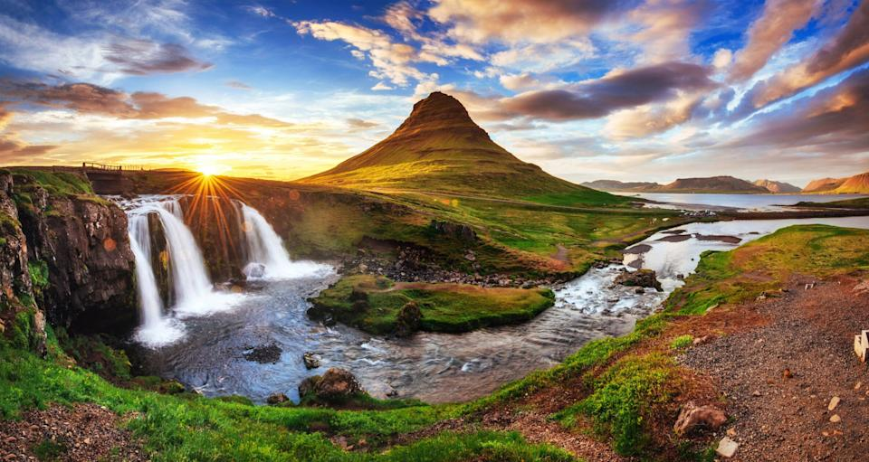 Off-roading is illegal in Iceland on account of the damage it can cause to the terrain. [Photo: Getty]