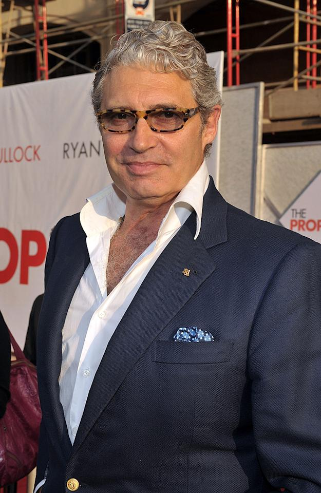 """<a href=""""http://movies.yahoo.com/movie/contributor/1800035354"""">Michael Nouri</a> at the Los Angeles premiere of <a href=""""http://movies.yahoo.com/movie/1810012112/info"""">The Proposal</a> - 06/01/2009"""