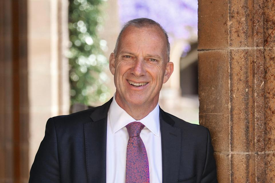 """<p>Dr Michael Spence, President and Provost of University College London also warned he is concerned at a growing trend where people say they feel """"unsafe"""" if somebody disagrees with them.</p> (UCL Press Office)"""