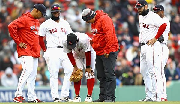 MLB: Red Sox setzen Shortstop Xander Bogaerts auf Disabled List
