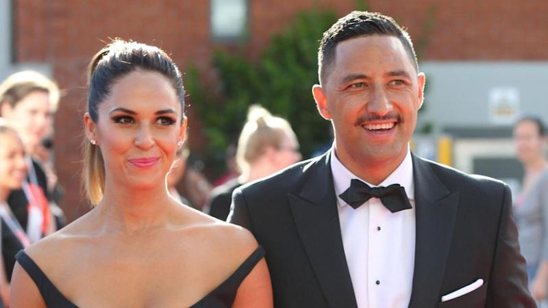 Zoe Marshall and Benji Marshall have been married since 2013. Source: Getty