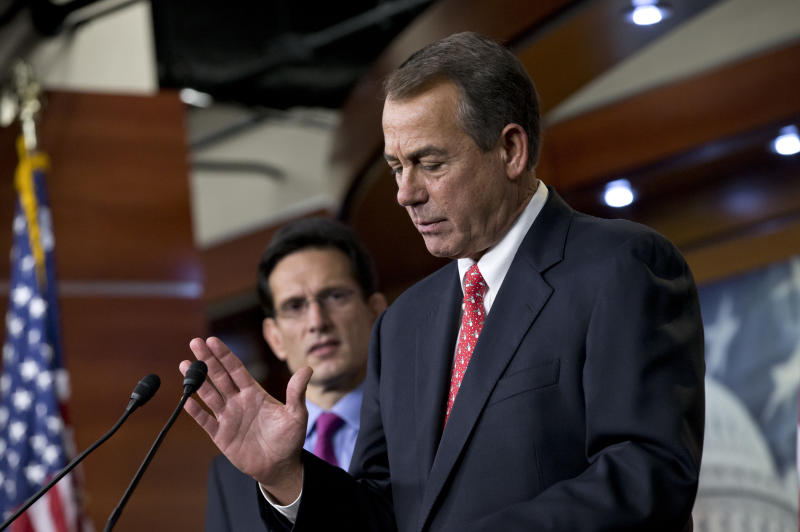 Analysis: GOP policies led to fiscal cliff blowup