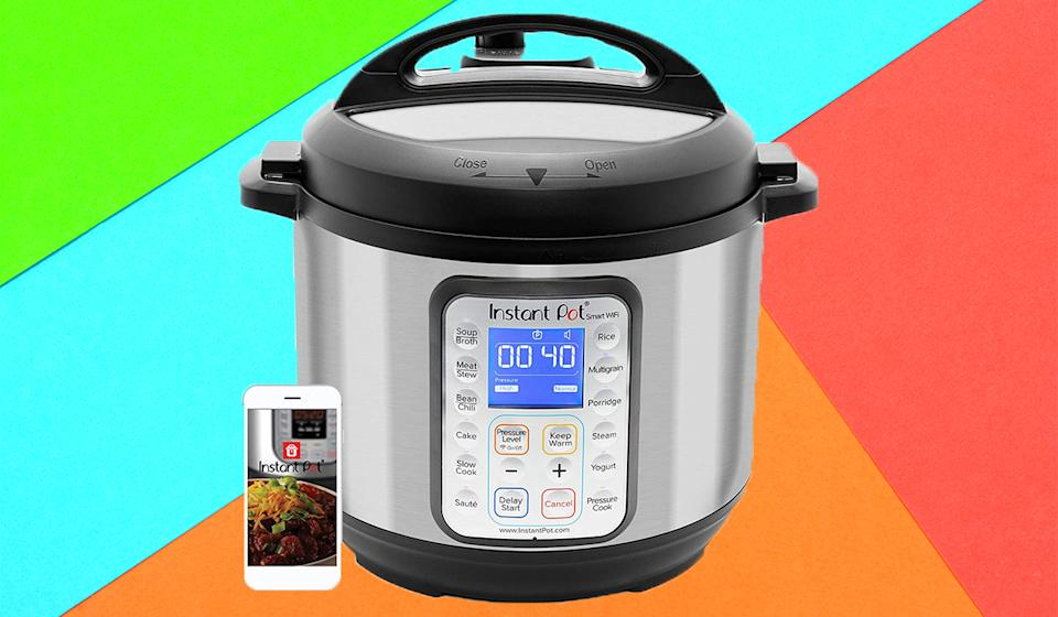 Save 33 percent on the Instant Pot. (Photo: Amazon)