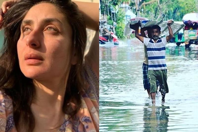 Kareena Kapoor Khan Shares Heartbreaking Photos Of Cyclone Amphan Devastation