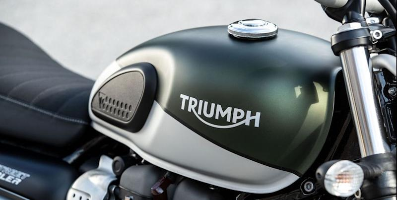Photo credit: Triumph