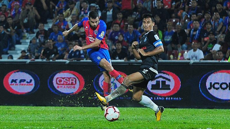 Figueroa: He's the best midfielder in Malaysia