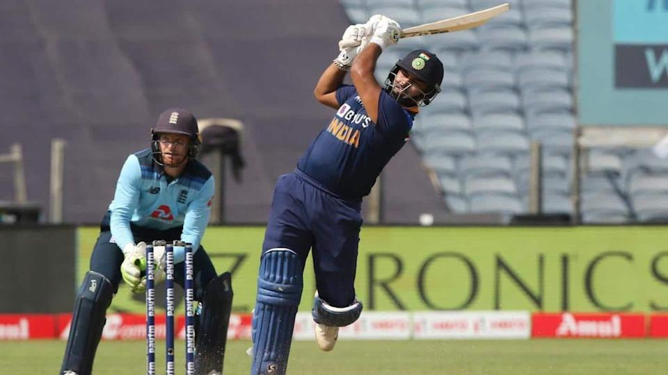 3rd ODI: India, England register most sixes in three-match series