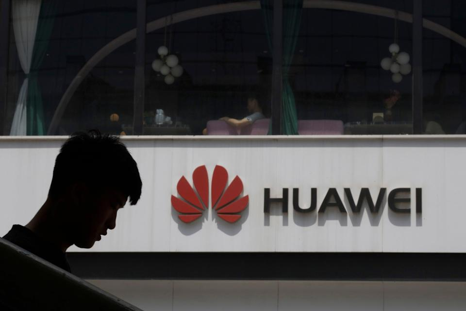 File: The duration of the ban on Cynthia and Victor Liu paralleled the case of Meng Wanzhou, a top Huawei executive (AP)