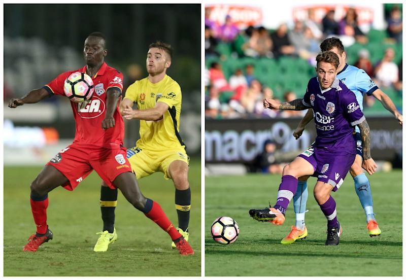 Adelaide United - Perth Glory Preview