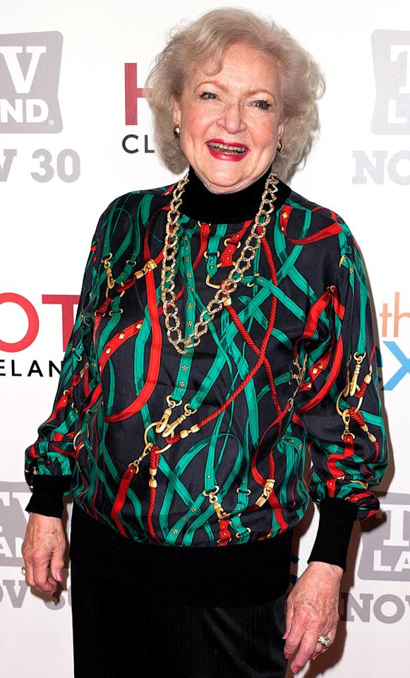 Legendary TV star Betty White turns 90 on January 17.