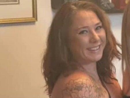 Officials said that police recovered on Sunday what they believe to be the body of 26-year-old Cassandra 'Casey' Johnston who went missing on 10 July (Lower Southampton Township Police Department)