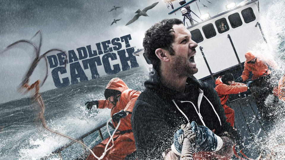 'Deadliest Catch'. (Credit: Discovery/Amazon)