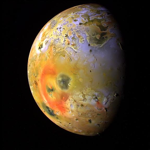 Was Ancient Earth Like Jupiter's Super-Volcanic Moon Io?