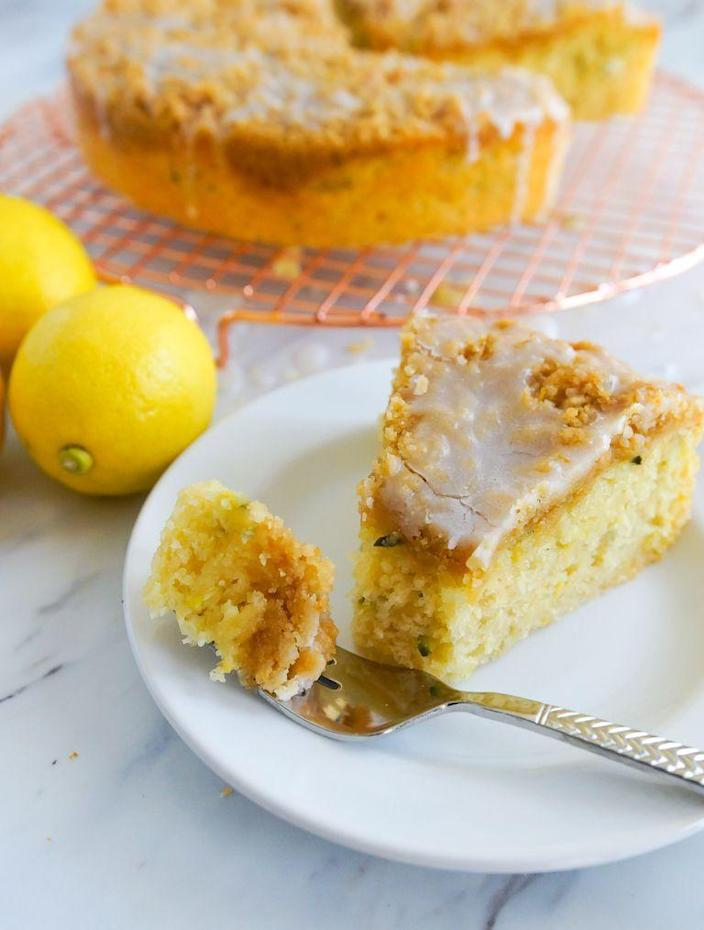 "<p>If you're having a Mother's Day brunch, you can serve this easy lemon zucchini coffee cake during or after the meal.</p><p><strong>Get the recipe at <a href=""https://www.thepioneerwoman.com/food-cooking/recipes/a102901/lemon-zucchini-coffee-cake/"" rel=""nofollow noopener"" target=""_blank"" data-ylk=""slk:Bake at 350"" class=""link rapid-noclick-resp"">Bake at 350</a>.</strong></p><p><strong><a class=""link rapid-noclick-resp"" href=""https://go.redirectingat.com?id=74968X1596630&url=https%3A%2F%2Fwww.walmart.com%2Fsearch%2F%3Fquery%3Dmixing%2Bbowls&sref=https%3A%2F%2Fwww.thepioneerwoman.com%2Ffood-cooking%2Fmeals-menus%2Fg36066375%2Fmothers-day-cakes%2F"" rel=""nofollow noopener"" target=""_blank"" data-ylk=""slk:SHOP MIXING BOWLS"">SHOP MIXING BOWLS</a><br></strong></p>"