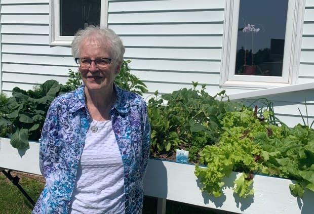 Kaye Fillmore didn't know help was available to her for emergency home repair until Nursing Homes Without Walls stepped in.  (Tori Weldon/CBC - image credit)