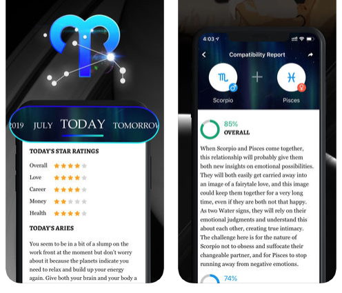 10 Of The Best Horoscope Apps For People That Are Obsessed With The