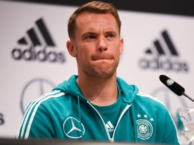 FIFA World Cup 2018: Germany captain Manuel Neuer says team will treat remaining group stage matches as 'finals'