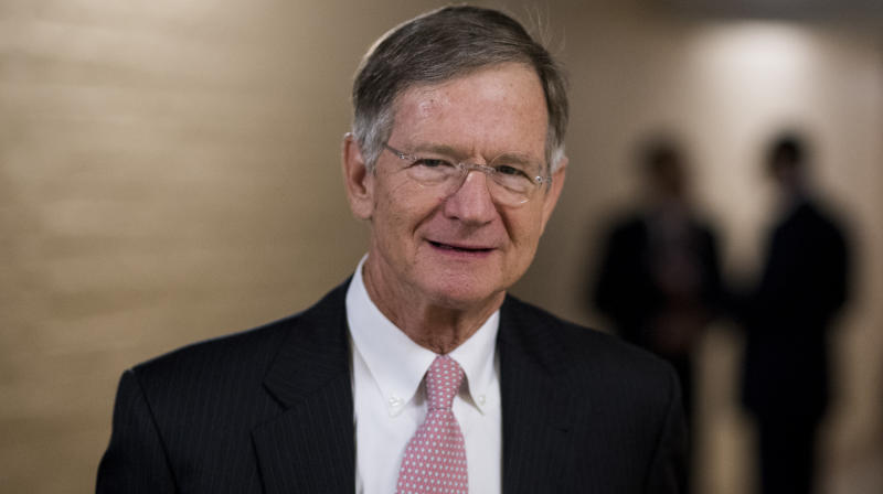 WASHINGTON ― Rep. Lamar Smith (R-Texas), a prominent climate change denier who chairs the House Science Committee, announced on Thursday that he is retiring from the House after his term ends next year.