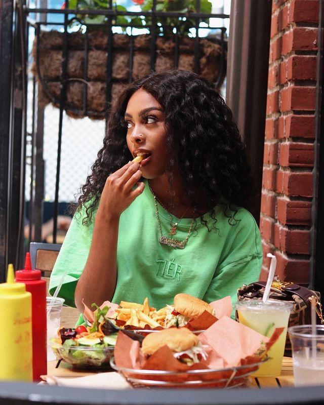 """<p>If you're more into the street wear aesthetic, then Tier NYC is for you. Worn by cool girl Winnie Harlow, Tier is all about expressing art and culture through clothes. Their signature aesthetic? Fashion-forward, slouchy loungewear in fresh, crayon box hues. </p><p><a class=""""link rapid-noclick-resp"""" href=""""https://www.shoptier.nyc/"""" rel=""""nofollow noopener"""" target=""""_blank"""" data-ylk=""""slk:Shop Tier NYC"""">Shop Tier NYC</a> </p><p><a href=""""https://www.instagram.com/p/CC33PUjnBlC/"""" rel=""""nofollow noopener"""" target=""""_blank"""" data-ylk=""""slk:See the original post on Instagram"""" class=""""link rapid-noclick-resp"""">See the original post on Instagram</a></p>"""