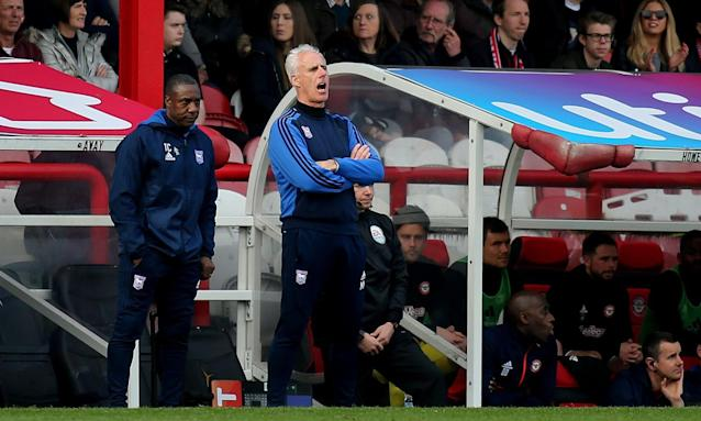Mick McCarthy has been at odds with Ipswich supporters for some time and he will leave at the end of the season.