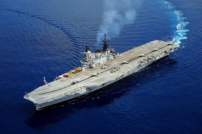 Hope Floats for INS Viraat as Mumbai Firm Makes Last-ditch Effort to Convert Warship into Museum