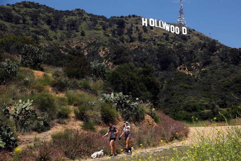 Los Angeles movie theaters fail to get green light to reopen